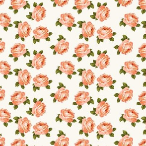 Pretty peonies in coral (small)