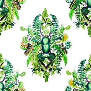 Malachite large pattern