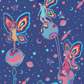 Butterfly Planetarium