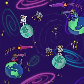 Curious Future Astronaut