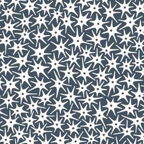 Stars(white)