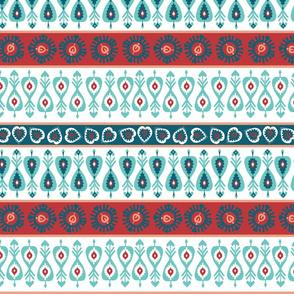 folk stripes