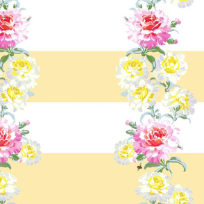 Matylda Stripe buttercup