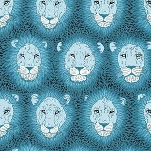 Blue Lions