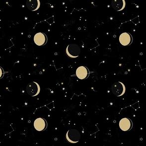 """Dark Moonlanding {10.5"""" x 10.5""""}"""