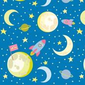 Princess Conquers the Moon
