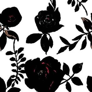 Noir Roses (300V)