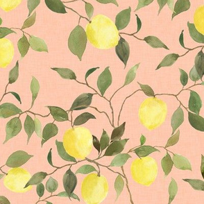 Lemon Branches