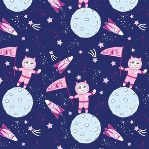 AWESOME SPACE CAT2