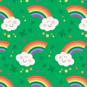 St. Pat's Rainbows