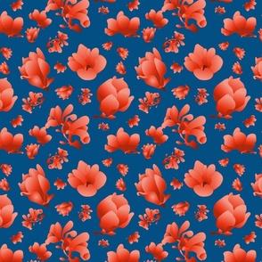 Coral Magnolias