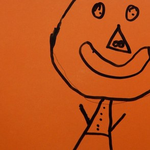 Children's drawings for early child development in school