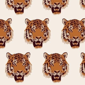 Timothy the Tiger in off white (small)