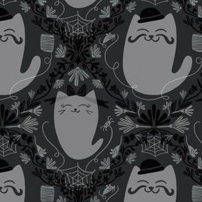The victorian phantom cats