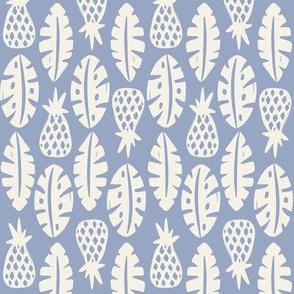 Rainforest - Periwinkle Blue