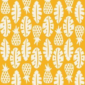 Rainforest - Golden Yellow