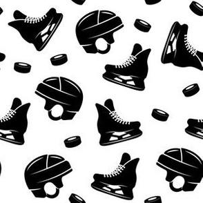 Ice hockey - monochrome medley - LAD19