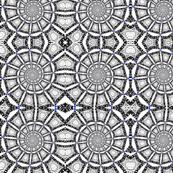 Black & White Kaleidoscope 2
