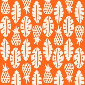 Rainforest - Orange