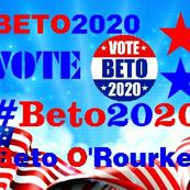 Beto O'Roarke 2020