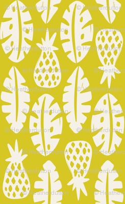 Rainforest - Citron Green