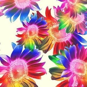 Wild Floral on Cream