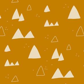 Mustard Mountains