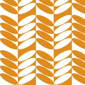 Oval (Warm Yellow)