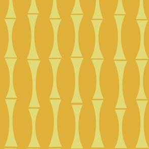 Modern Bamboo goldenrod