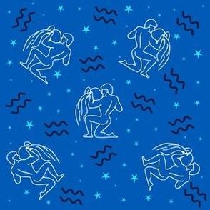 Aquarius Water Zodiac Sign