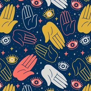 Evil Eyes & Hands