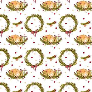 Christmas Fawn