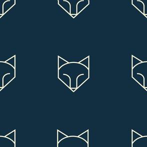 FoxPattern_DarkBlue