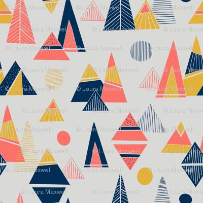 Triangle Mountains
