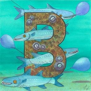 B- barracuda