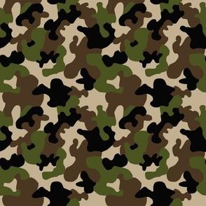 Camo Army Colors 1:1