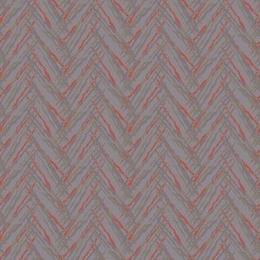 herringbone flame