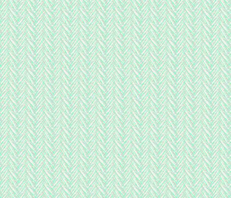 Herringbone Green Wallpaper Glimmericks Spoonflower