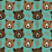 2019 Grizzly Bears green