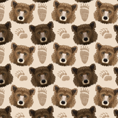 2019 Grizzly Bears Pattern