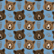 2019 Grizzly Bears blue