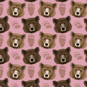2019 Grizzly Bears pink