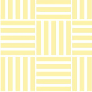 South Beach Stripe buttercup