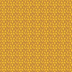 Sunrise Leaves Mustard