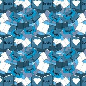 Hawk Books Graphics Fabric 5