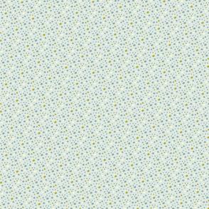 Easter dots blu