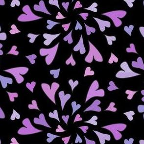 PurpleHeartsBlack