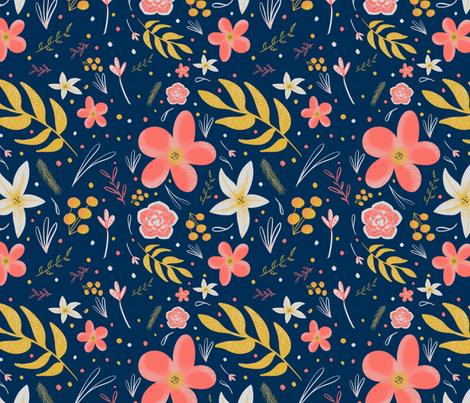 65BAF5EF-CF23-48BD-9A19-8A6EACF8C502 fabric by melissaknapp on Spoonflower - custom fabric
