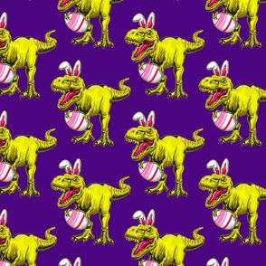 Easter Bunny T-Rex Dinosaur