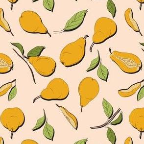 Pear summer fruit
